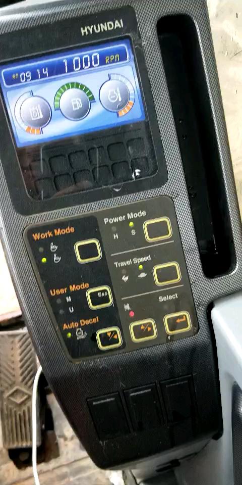 【操作达人】现代215vs 一个警报标志让我懵了圈