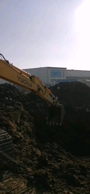 【我与爱机】玉柴135-8挖掘机2400小时使用报告