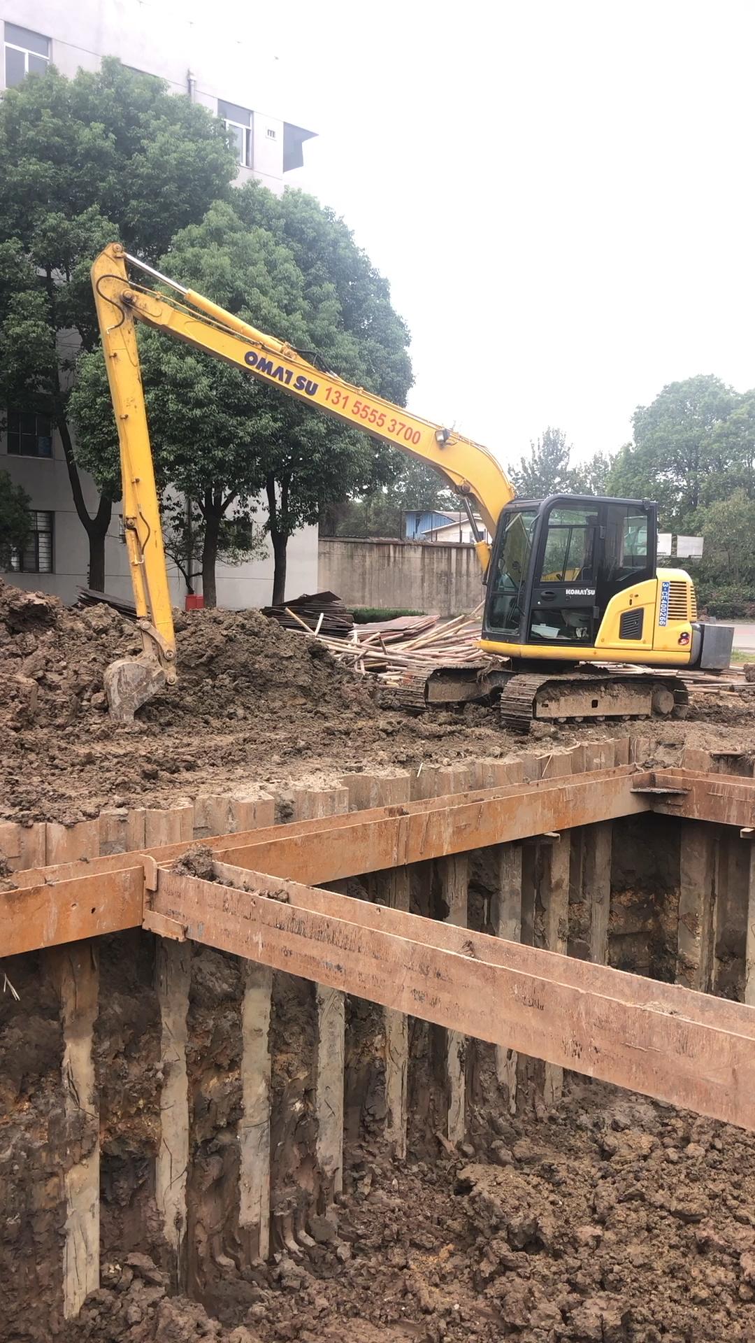 专业基坑开挖