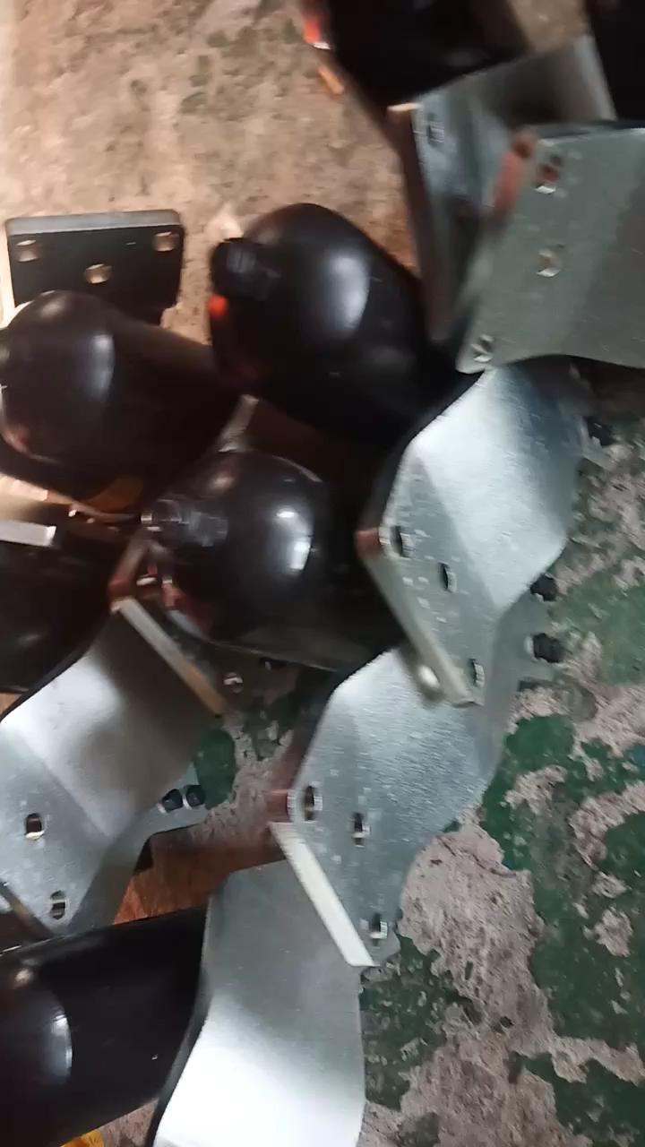三一公司要10套炮管。