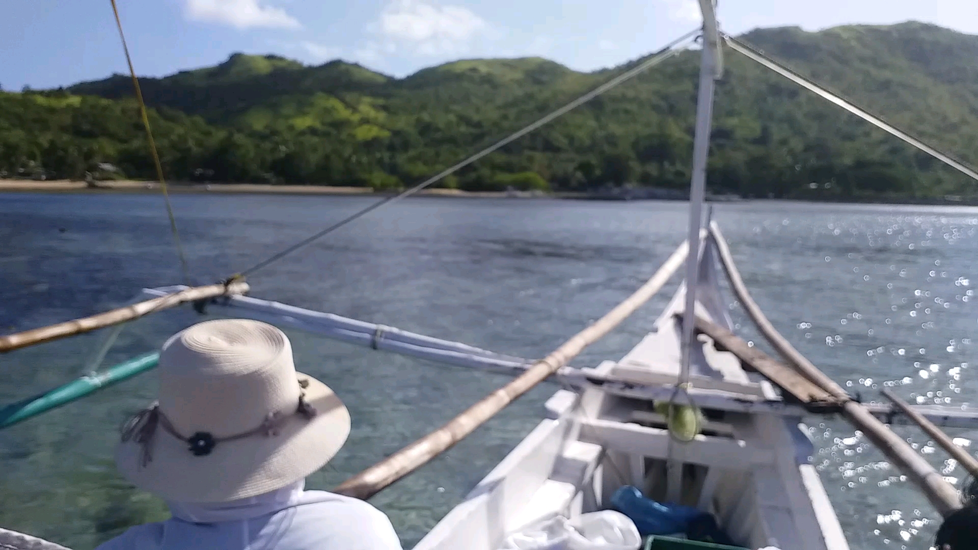 菲律宾海水