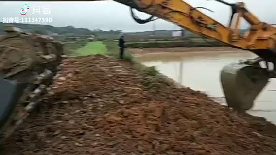 【金猪送福】你叫我一声老哥 我教你开挖机