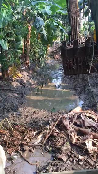 跟大家分享下山河智能50N9拆水箱过程,
