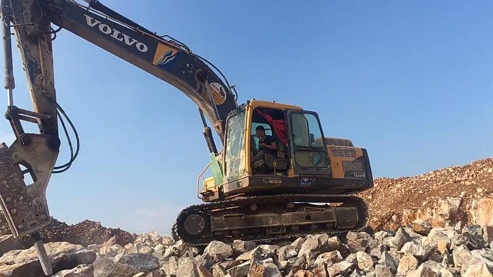沃尔沃挖掘机480