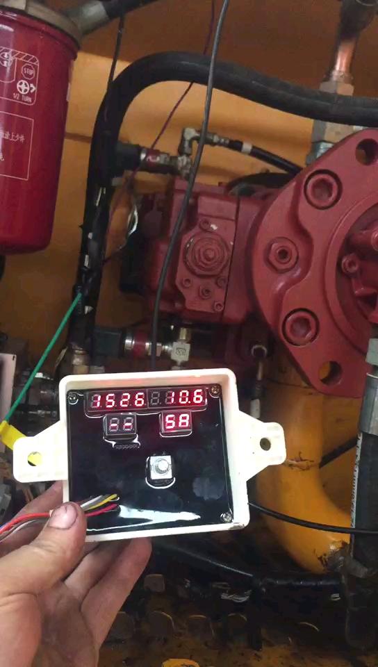 【维修小记】龙工6225改泵,晴雨两重天