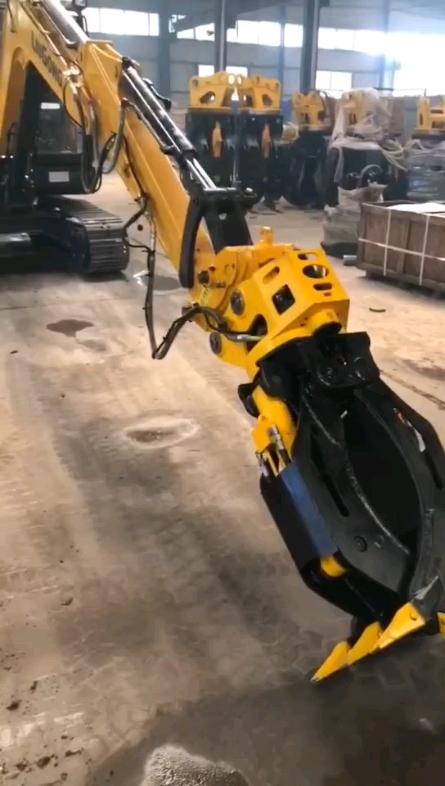挖掘机属具-帖子图片