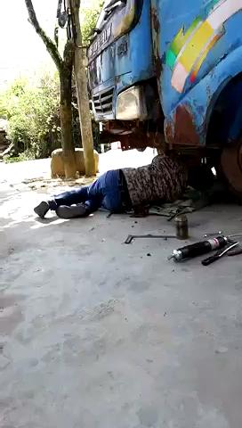 【我是改装达人】微挖必备!图文并茂拖车改装全过程