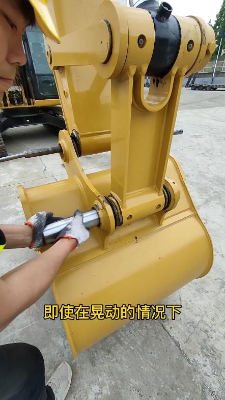 老徐说操作(6):挖掘机如何装挖斗?-帖子图片