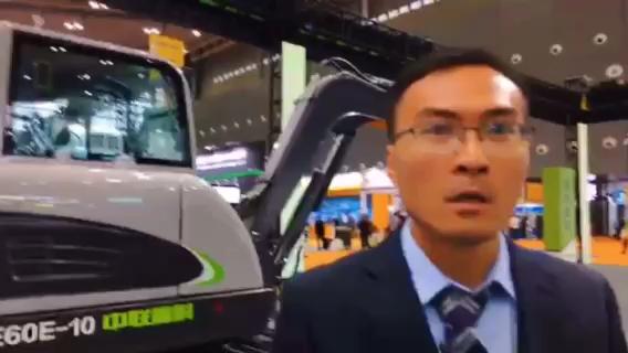 【机械城专访】中联重科挖机到底怎么样,听他说!