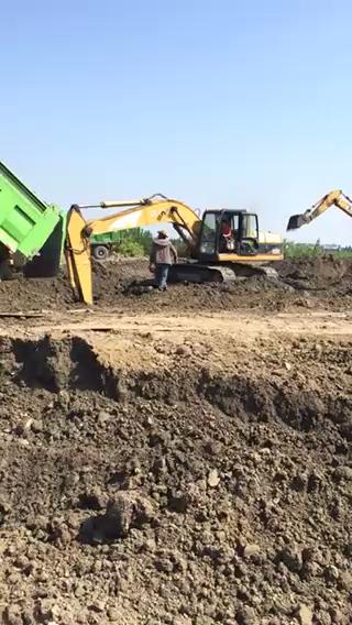 挖机路上一路的顺风顺水,开大挖却给了我当头一棒!