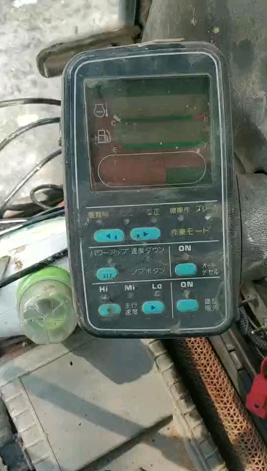 【维修小记】小松电脑板老坏,修板不成改泵恢复