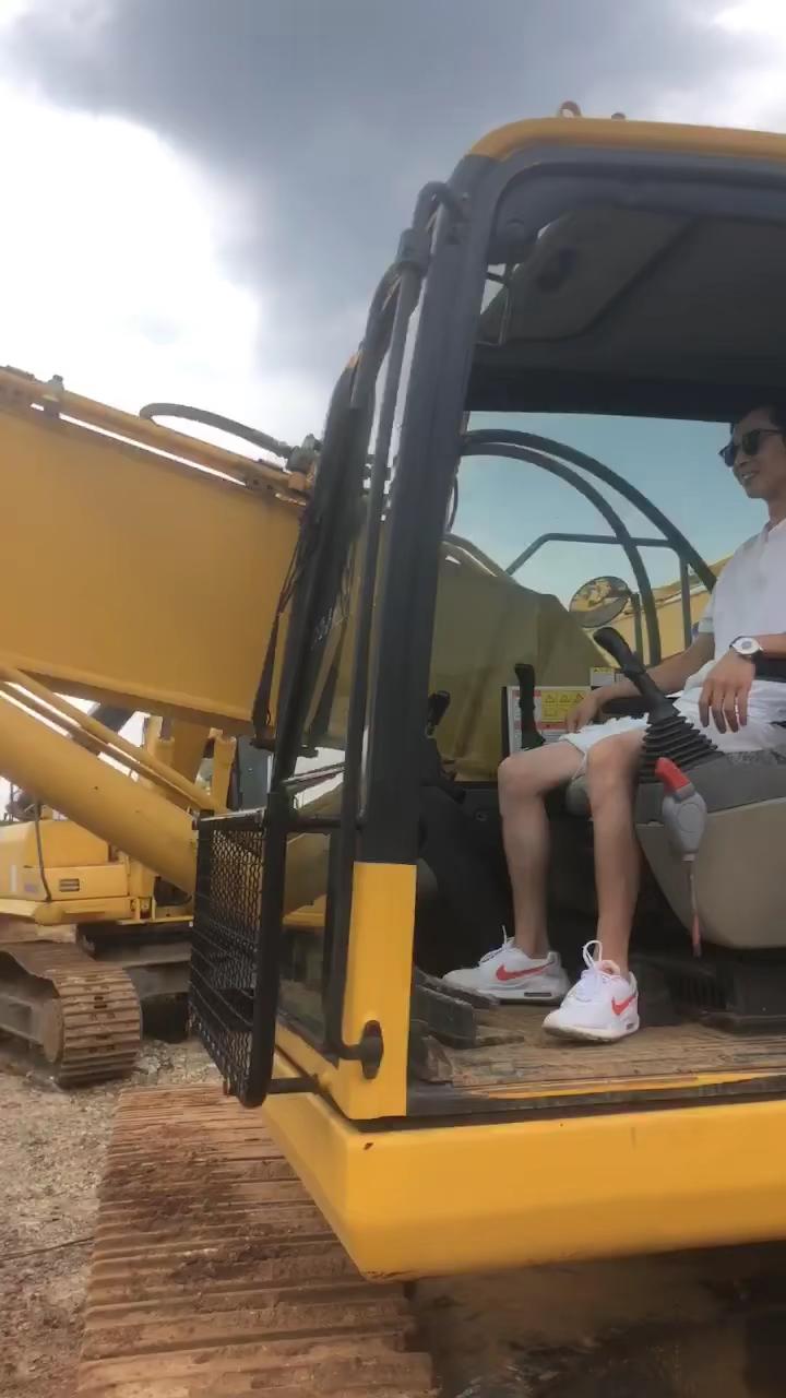 招聘挖机驾驶员