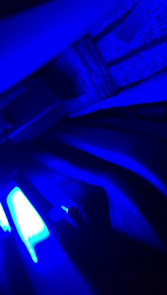 改装迎宾灯效果图视频