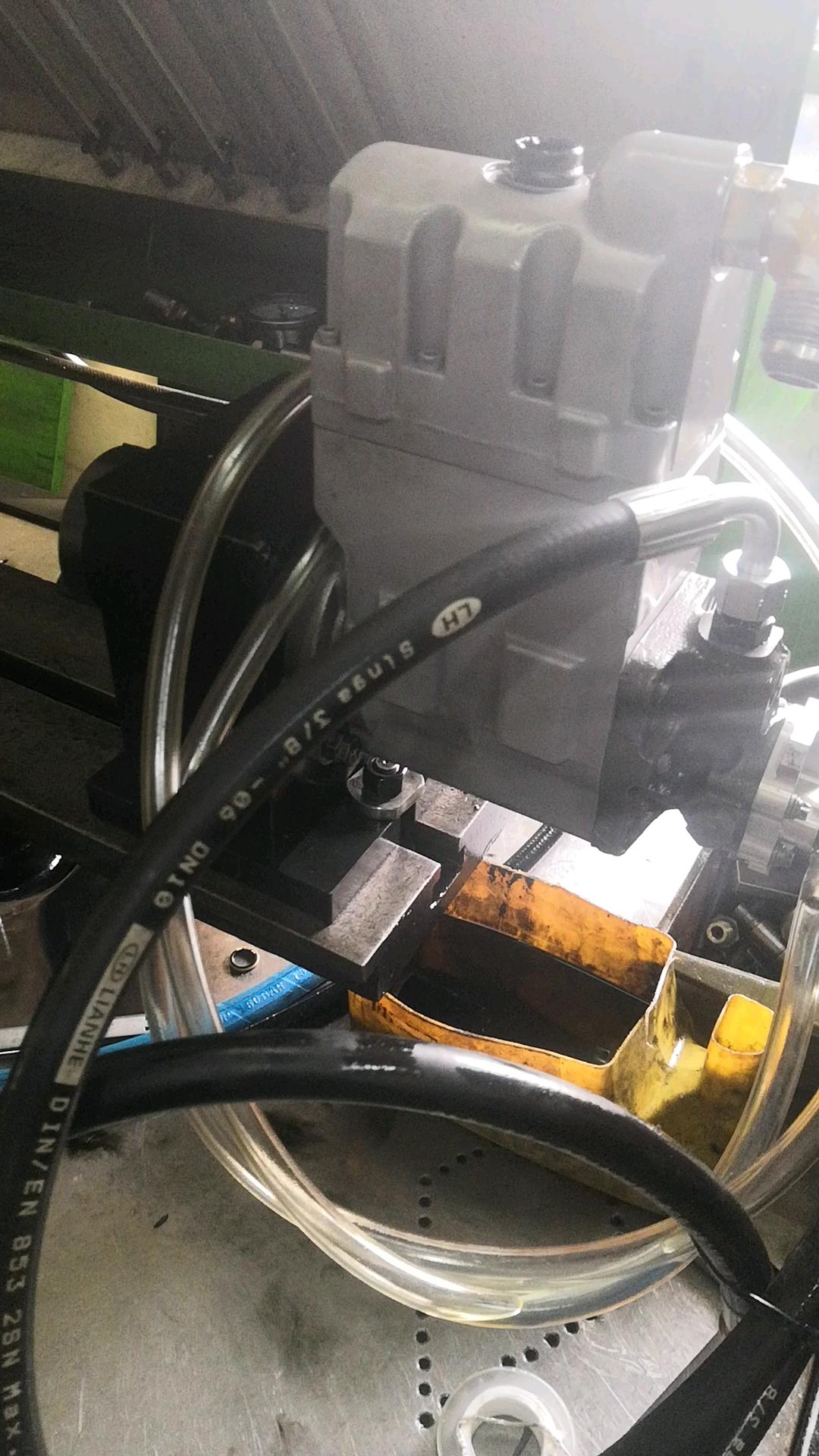 卡特336油泵