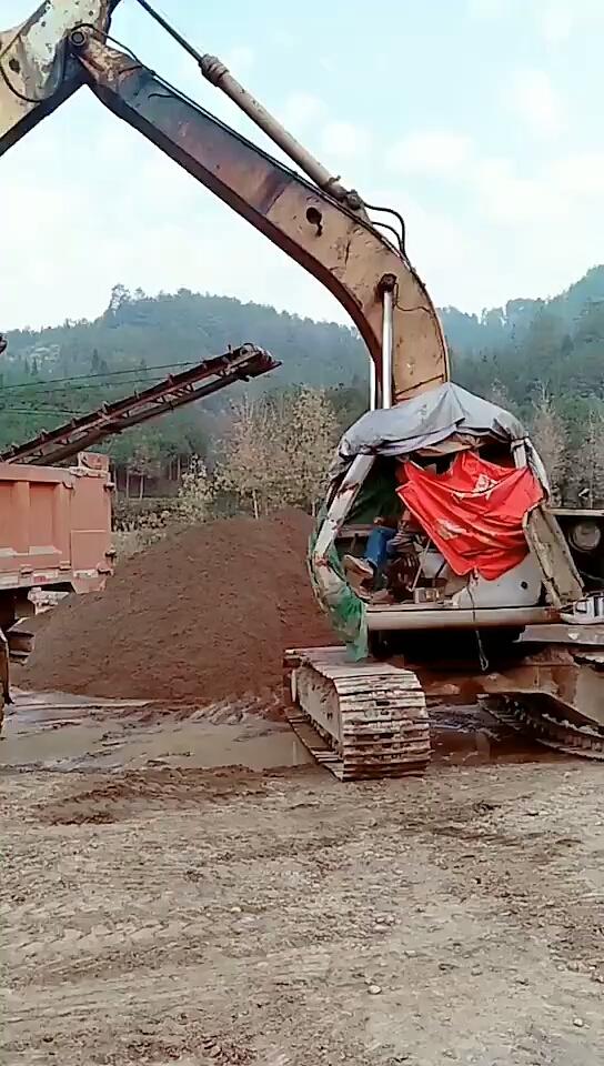 乞丐版挖掘机