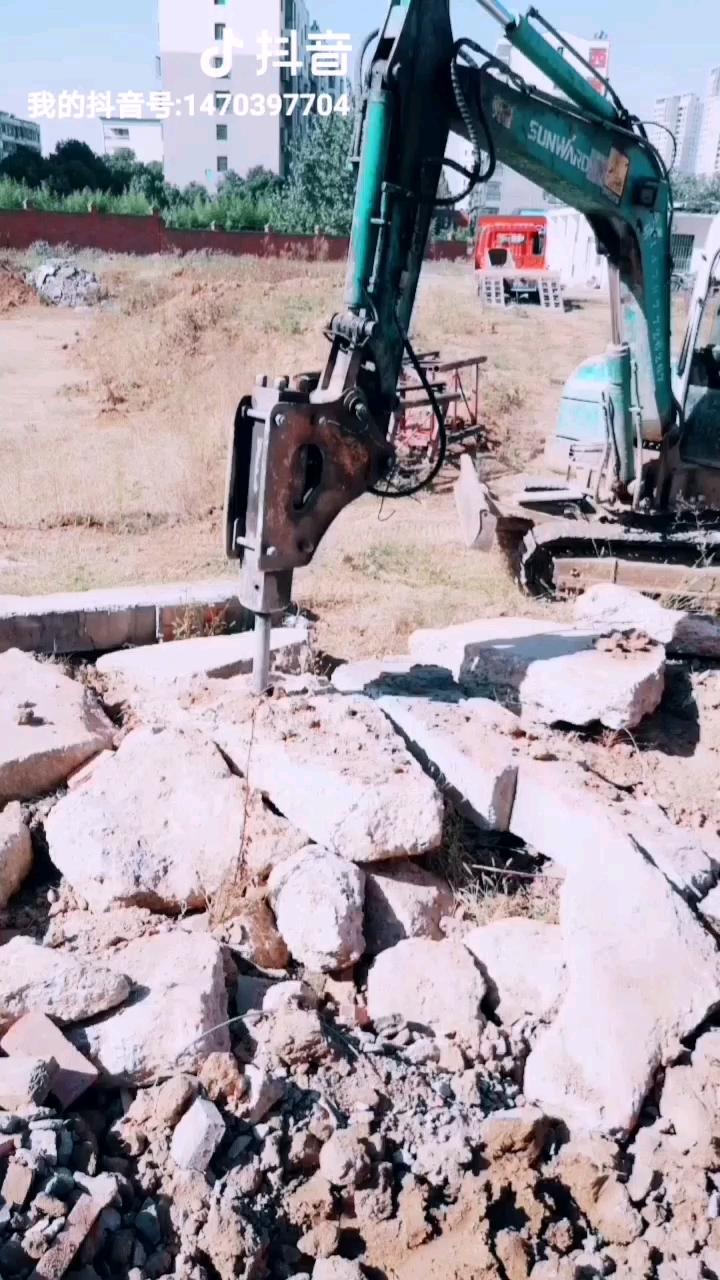 【一吐为快】我的挖机生涯