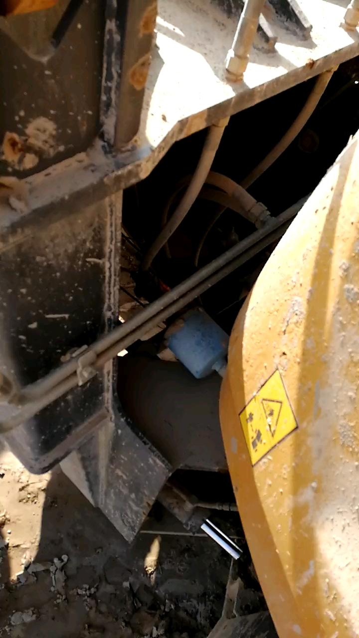 求助,铲车刹车失灵