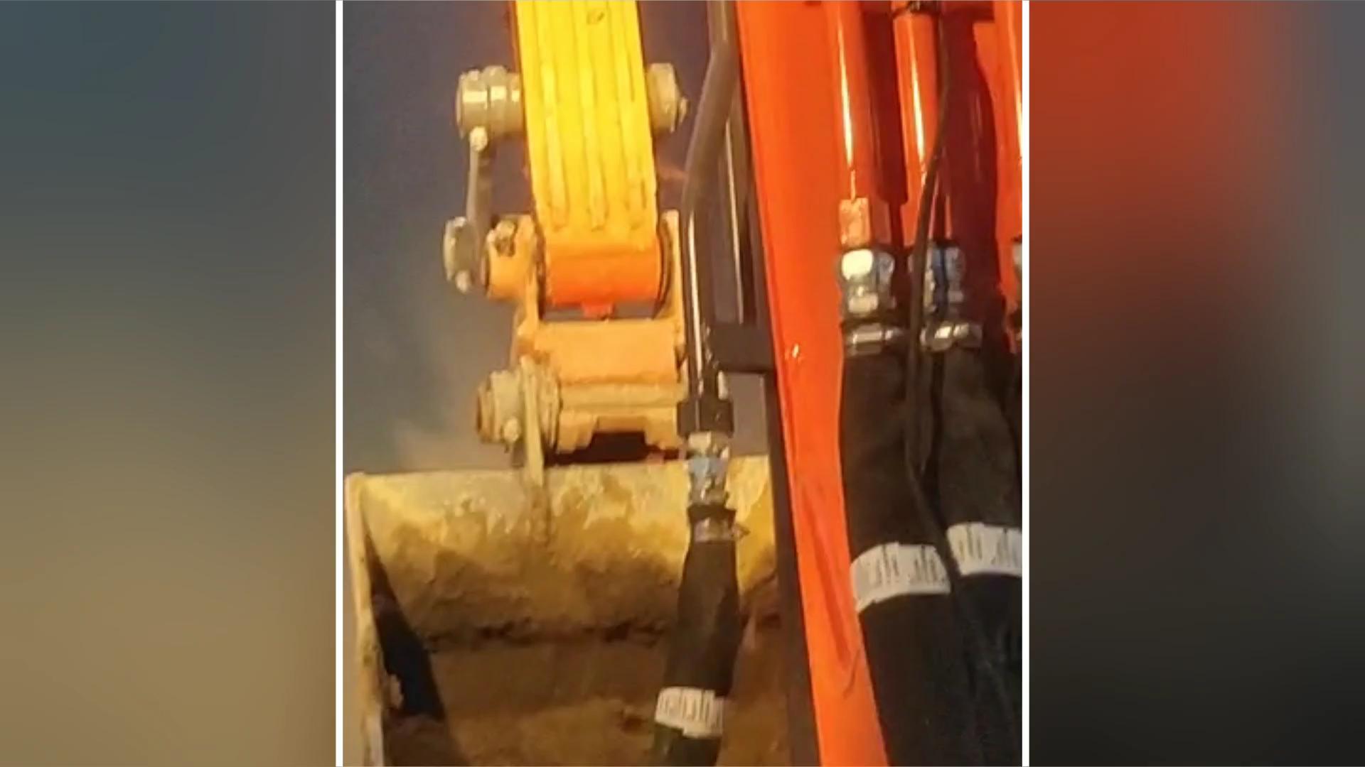 【机械城视频】城市精灵——轮式挖机