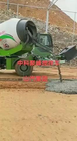 重庆搅拌机出租搅拌车出租自上料搅拌车出租-帖子图片
