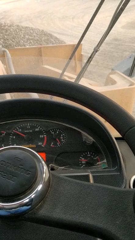 龙工855N试机评测