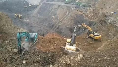 今年环保查这么严,矿山干活不景气!