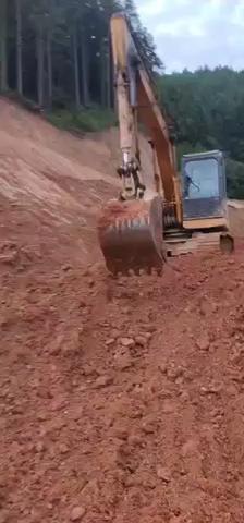 我谈行情!挖机动了