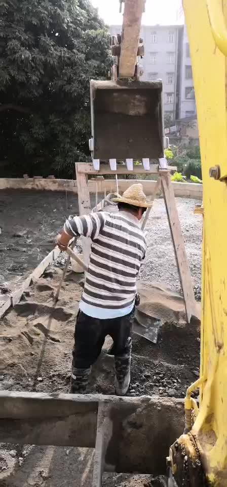 【我的年终总结】真的喜欢开挖机,我超喜欢开大挖机-帖子图片