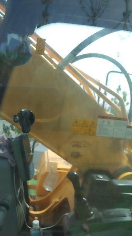 【小寧說車8】山推SE335-9LC挖掘機靜態繞機簡評-帖子圖片