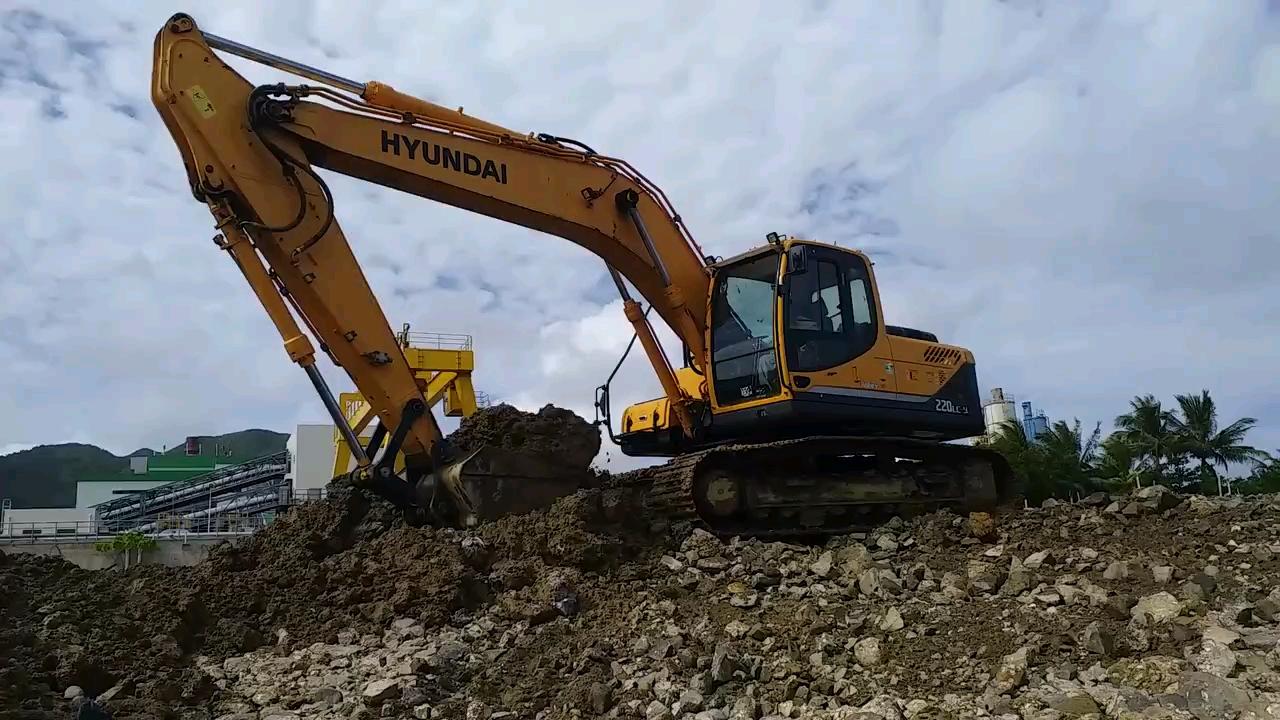 【维修记】现代220-9挖机艰难的喜获重生
