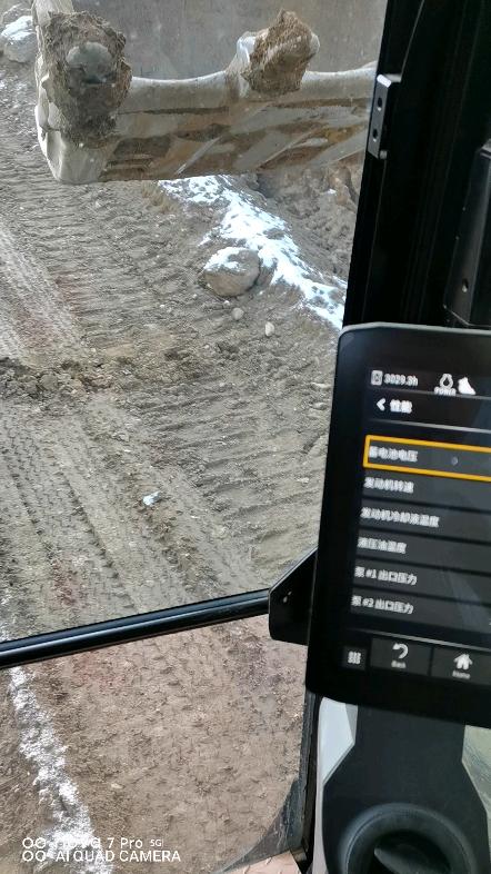 新款卡特323智能机回转失灵,下个视频出挖斗失灵!