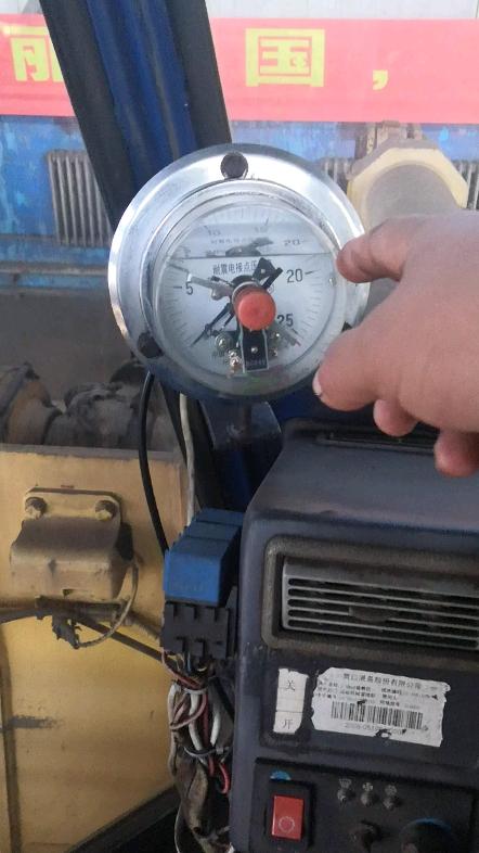 【我是柳工铁粉】柳工856全液压制动系统改装-帖子图片