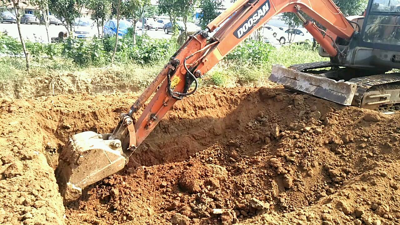 我在挖掘机培训学校当教练