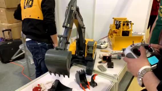 北京国际模型博览会之静点模型