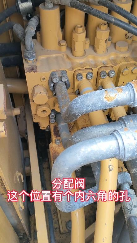 从液压件区分卡特320D年限