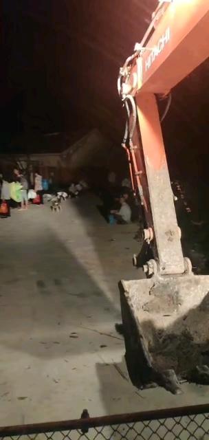【视频大赛】涨水了,无家可归的群众