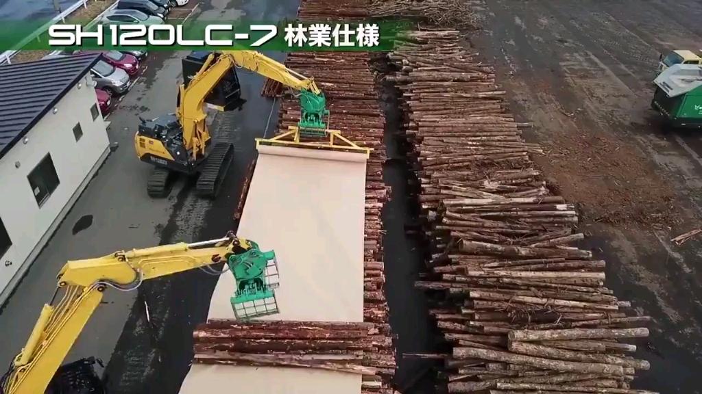住友120-7林业机-帖子图片