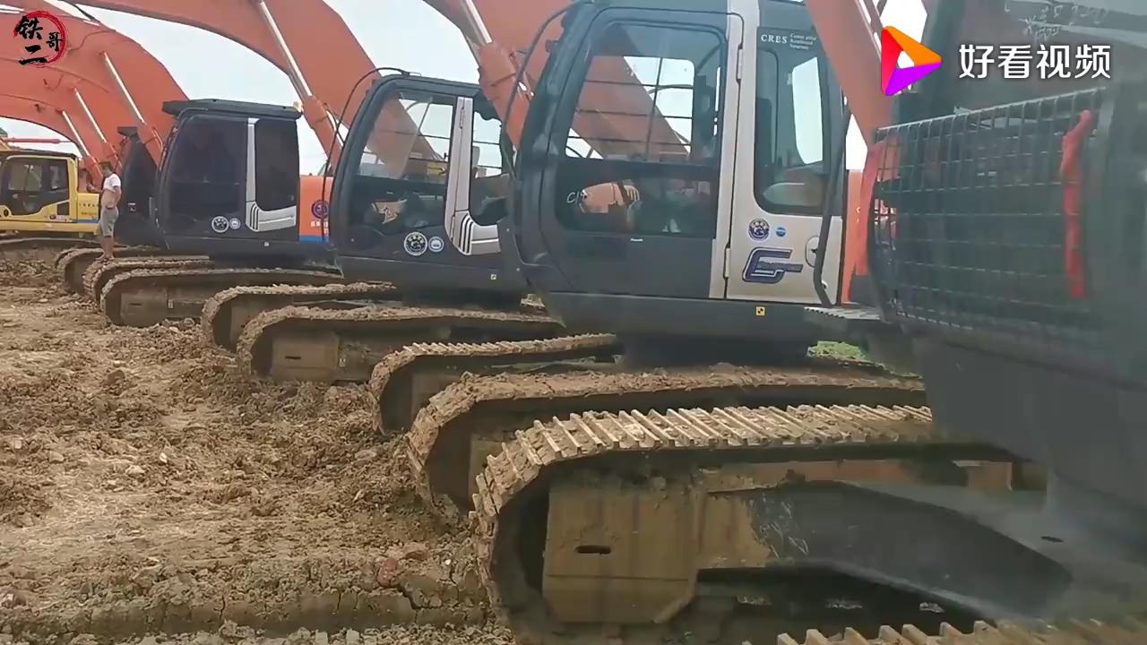 日立240挖機繞機講解(上)-帖子圖片