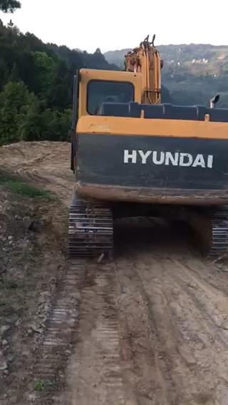 通过铁甲网定了人生中第一台挖机