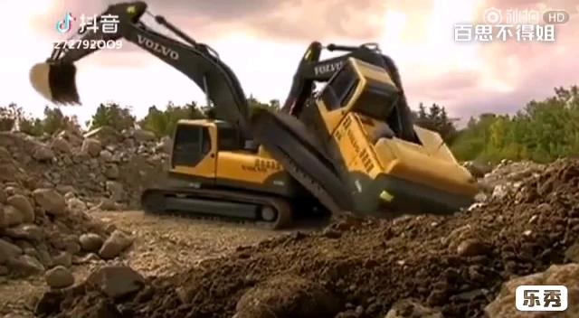 挖掘机传承史