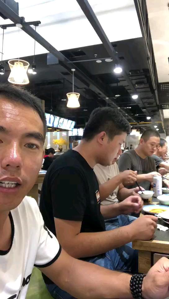 【我的铁甲故事】线下聚餐(鲅鱼圈站)