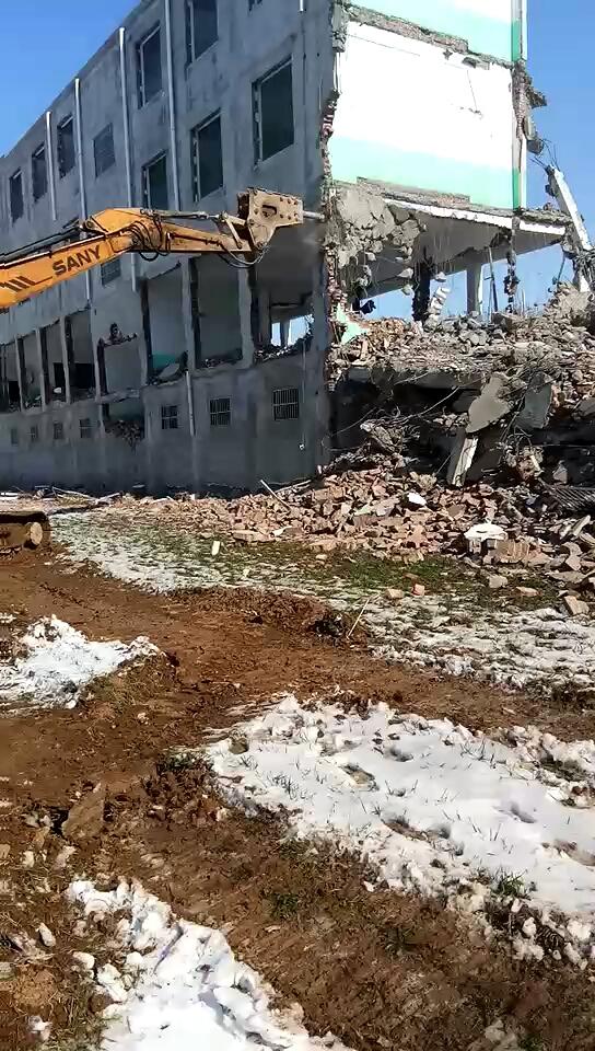 学校拆迁-帖子图片