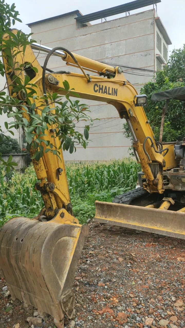 岡哥說車(2):長林60UR-7無尾挖掘機繞機評測-帖子圖片