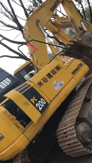 上海二手挖机市场-帖子图片