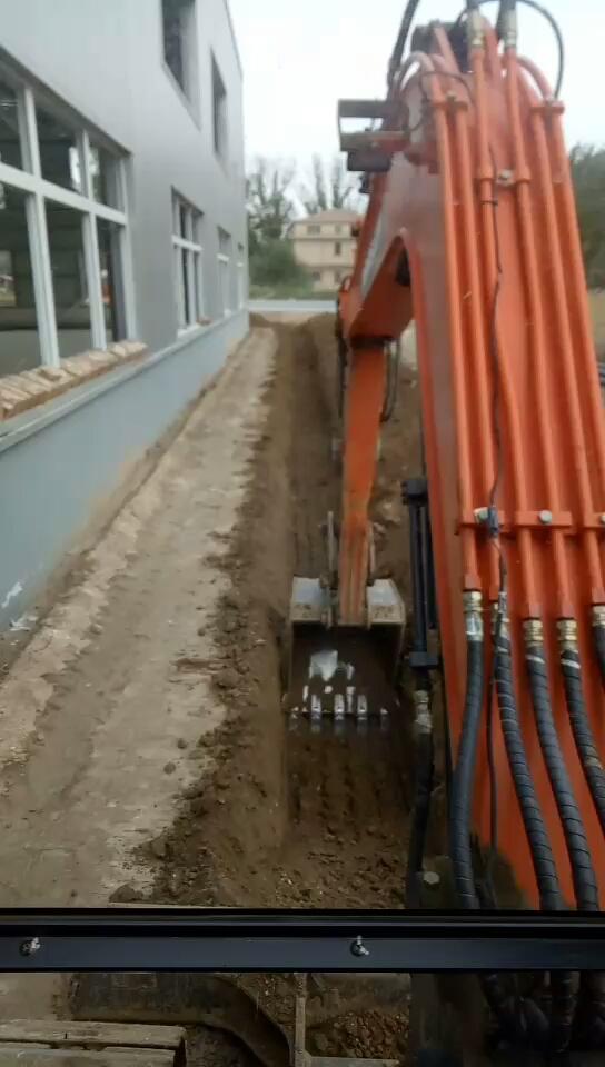 挖消防管沟