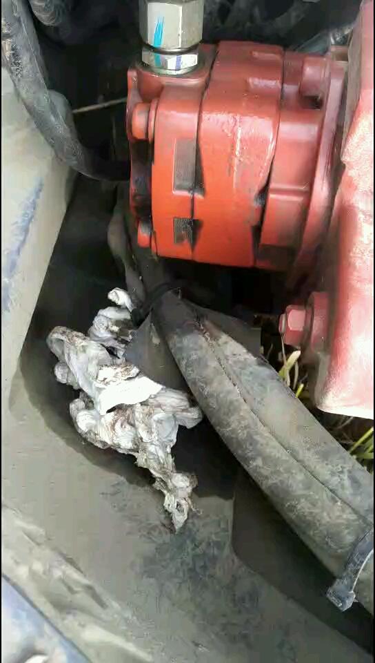 齿轮泵又坏了