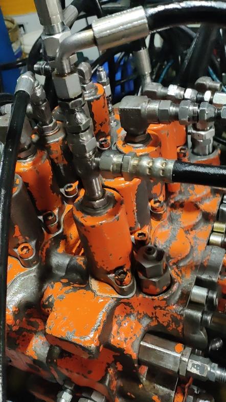 挖掘機液壓系統維修-帖子圖片