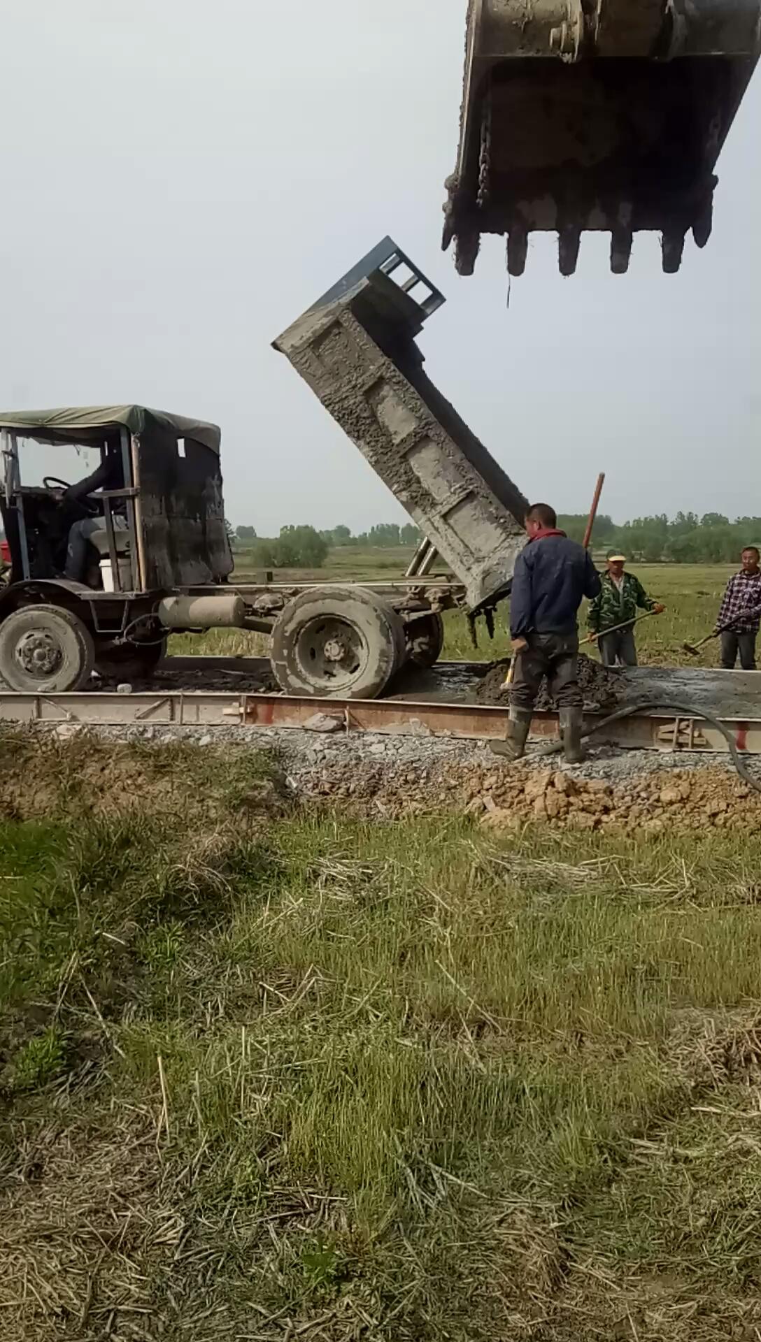 农田生产路工程
