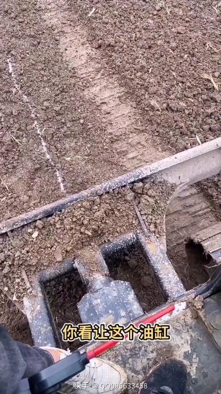 挖直沟的4个小方法