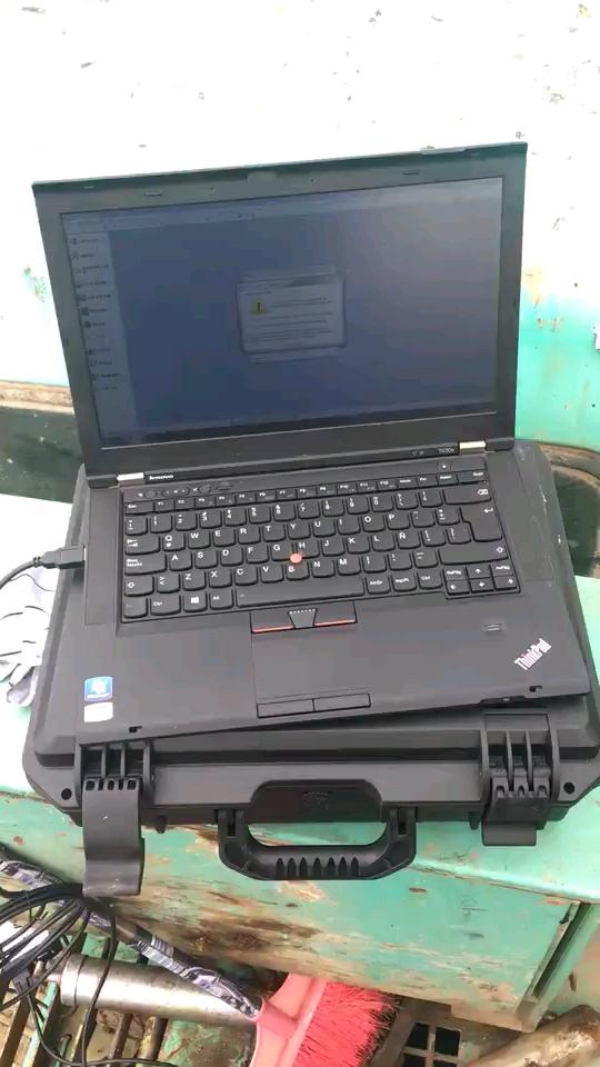 电脑检测,康明斯发动机维修