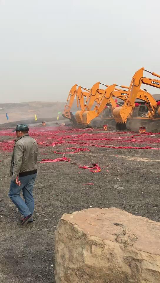 露天煤矿视频-帖子图片